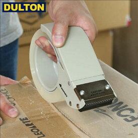 DULTON パッキング テープ ディスペンサー グレー PACKING TAPE DISPENSER GRAY【CODE:H20-0136GY】 ダルトン インダストリアル DIY 男前 インテリア