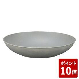 【P10倍】SEE プレート L 24cm 皿 レトログレー 宮本産業