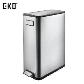 EKO ゴミ箱 エコフライステップビン ステンレス 45L EK9377MT-45L