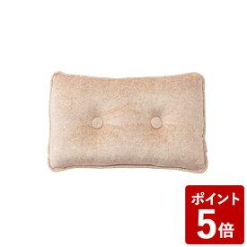 【P5倍】クッション イエロー お昼寝 40×25cm Stone age 165-6612A2YE 小泉ライフテックス