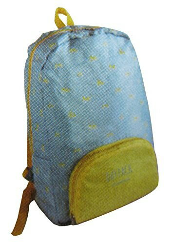 クルリン トラベルデイバッグ ブルー PTLG5020BL SPICE(スパイス)