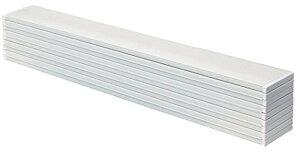 【全品P5〜10倍】コンパクト風呂ふた NEXT 防カビ加工 幅70×長さ109.8cm ホワイト M-11 オーエ