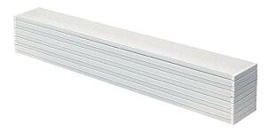 【全品P5〜10倍】コンパクト風呂ふた NEXT 防カビ加工 幅75×長さ149cm ホワイト L-15 オーエ
