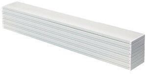 【全品P5〜10倍】コンパクト風呂ふた NEXT 防カビ加工 幅75×長さ159.8cm ホワイト L-16 オーエ