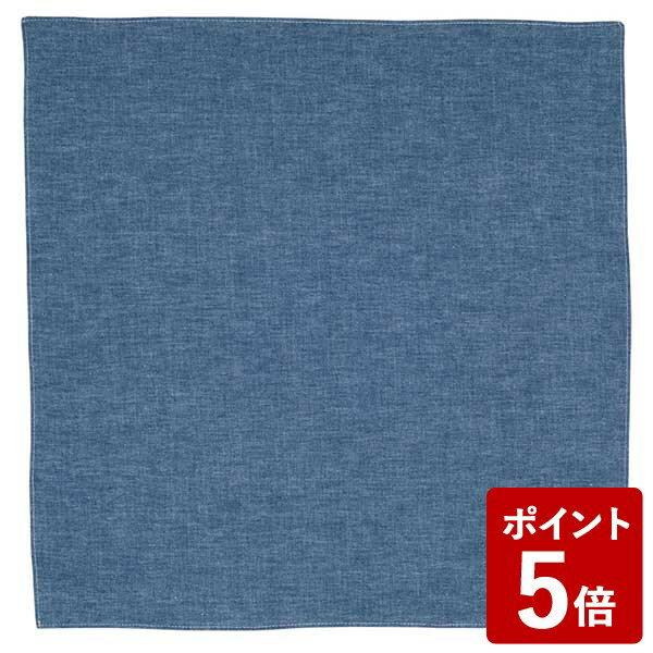 【ポイント5倍】山田繊維 風呂敷 三巾 ソフトデニムふろしき 100cm ブルー 20367-301