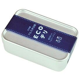 ヤマコー 日本製 アルミ 弁当箱 ECO デリ 深型 S 89140