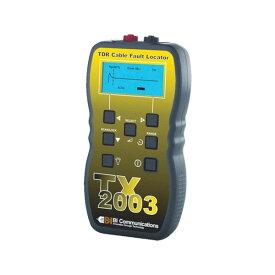 【全品P5〜10倍】グッドマン TDRケーブル測長機TX2003 TX2003