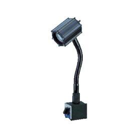 【全品P5倍〜10倍】日機 マグネット付LEDスポットライト 5W AC100V NLSS05CBMAC