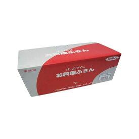 業務用ふきん 超厚手タイプ 30x61cm グリーン 30枚入 東京メディカル FT902-4273