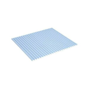 シャッター風呂ふた L14 ブルー 75×140用 東プレ