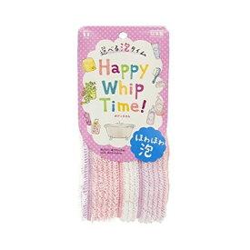 【全品P5倍〜10倍】Happy Whip Time! ほわほわ泡タオル 東和産業