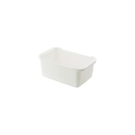 洗い桶 ウォッシュタブ ホワイト リス