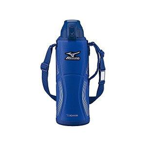 象印(ZOJIRUSHI) ミズノ水筒 直飲み スポーツタイプ ステンレスクールボトル 1.5L ブルー SD-FX15-AA