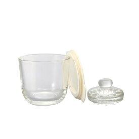 【全品P5倍〜10倍】HARIO(ハリオ) ガラスの一夜漬け器 S オフホワイト GTK-S-OW