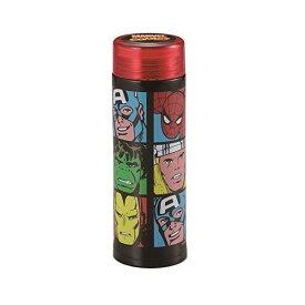 【全品P5〜10倍】マーベル 水筒 直飲み 軽量 パーソナルボトル 300mL コミック パール金属