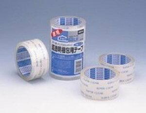 【全品P5倍〜10倍】超透明梱包テープ3P J6130 NITTO ND1308