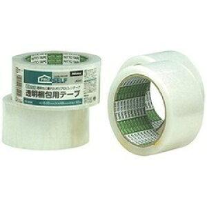 【全品P5倍〜10倍】透明梱包テープPK−3500 J6240 48X50 NITTO ND6240
