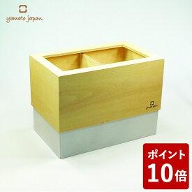 【全品P5〜10倍】ヤマト工芸 rimokon CUBE S リモコンボックス ホワイト YK10-118 yamato japan