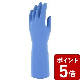 【P5倍】マリーゴールド グローブ敏感肌用 M ブルー MG-003M マークスインターナショナル