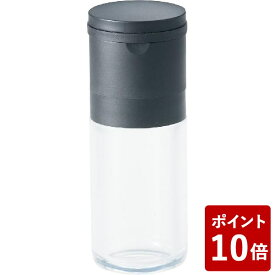 【P10倍】セラミック スパイスミル セサミ ブラック 川崎合成樹脂 ワイ・ヨット