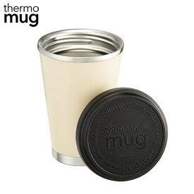 【P10倍】thermo mug サーモマグ モバイルタンブラー ミニ アイボリー M17-30