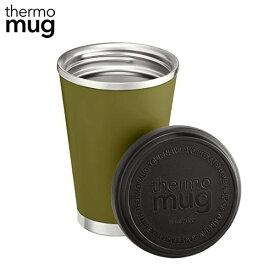 thermo mug サーモマグ モバイルタンブラー ミニ カーキ M17-30