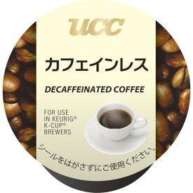 【全品P10倍】キューリグ ブリュースター K-CUP UCC カフェインレス 8g×12個 SC8027 KEURIG UCC上島珈琲