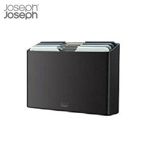 【P10倍】JosephJoseph フォリオ レギュラー グラファイト まな板セット 60186 ジョセフジョセフ CODE:5014920