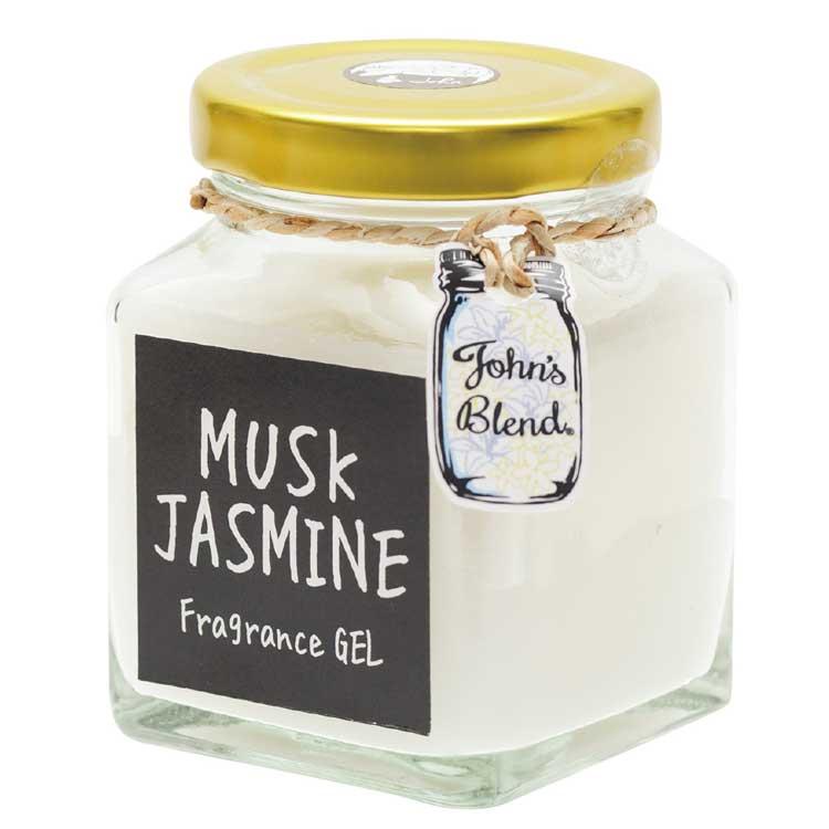 John's Blendフレグランスジェルムスクジャスミン