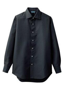 "Men's shirts (long sleeve) black s blanchi""ALB chi-bc-6910-10"