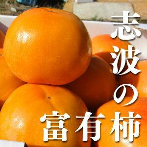 【送料無料】【ブランド柿】福岡県産志波柿 冷蔵柿 Lサイズ 約10個 産地直送 お歳暮 ギフト