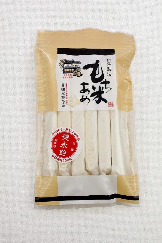 【送料無料】もち米飴(6本)-5袋セット