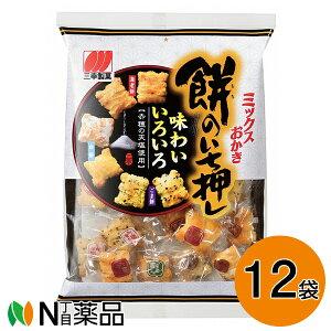 【送料無料】三幸 餅のいち押し 90g×12袋
