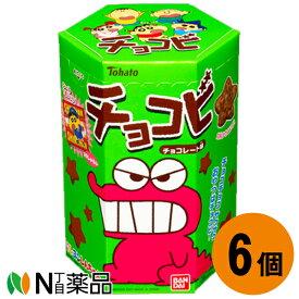 東ハト チョコビ チョコレート味 25g×6個 【送料無料】