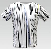ALLEZ!!(アレ!!)VALETTEサイクルTシャツ