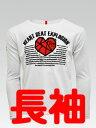 【VALETTE/バレット】Heart Beat (ハートビート) ポケT(長袖)【サイクルジャージ/サイクルウェア/自転車/Tシャツ/レプリカ/サイクル/ロー...