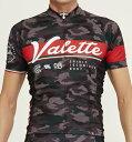 【VALETTE/バレット】SURVIVE(サヴァイブ)半袖【サイクルジャージ/サイクルウェア/自転車/レプリカ/サイクル/ロードバイク/ウェア/ユニフォーム/ランニングウェア/フィットネスウェア】