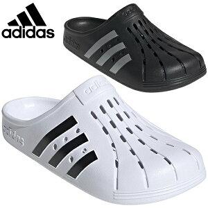 送料無料 アディダス adidas サンダル ADILETTE CLOG U メンズ レディース キッズ 靴 スポーツサンダル シャワーサンダル FY8969 FY8970