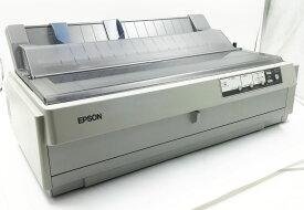 ■【印刷できました!】中古プリンタ EPSON ドットインパクトプリンター VP-1900 中古インクリボン付 【30日保証】【送料無料】