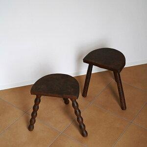 MilkingStool/France/60sインテリアアンティークヴィンテージ家具雑貨