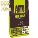 最短賞味2020.10.4・アートゥー 80%平飼いダック 10kg 犬用ドライ 穀物不使用 ドッグフード AATU 正規品 aa11954