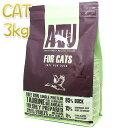 最短賞味2021.2.18・アートゥー キャットフード ダック 3kg 成猫用 グレインフリー(穀物不使用) AATU 正規品 aa12210