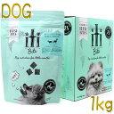 NEW 犬用 イティドッグ ラム&ベニソン ディナー 1kg(200g×5袋) 全年齢対応ドッグフード 穀物不使用 iti 正規輸入品