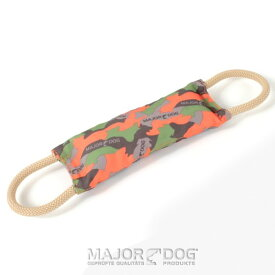 メジャードッグ Tugger(タッガー) 特殊繊維・犬用おもちゃ・MAJORDOG md10350