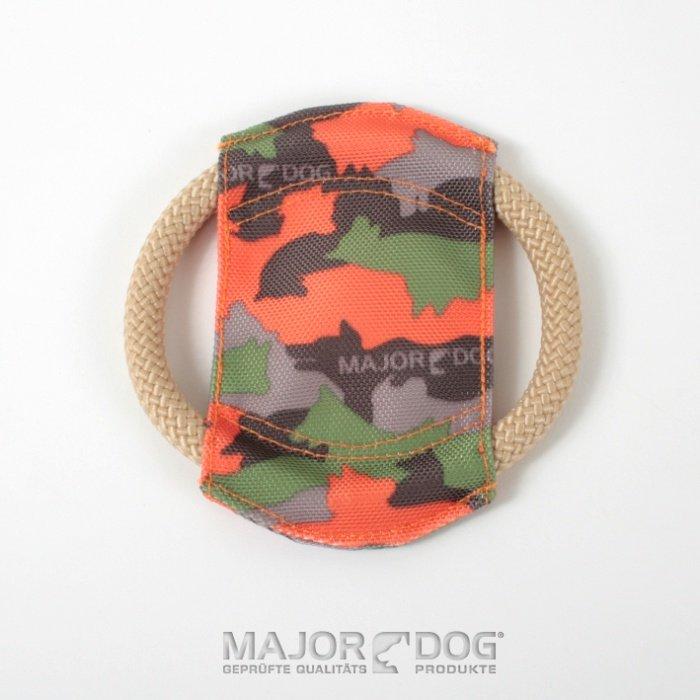メジャードッグ /Frisbee mini(フリスビー・ミニ) 特殊繊維・犬用おもちゃ・MAJORDOG