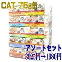 NEW シシア 猫 アソートセット ウェット缶75g&70g×10種 sccsc6成猫用ウェット 総合栄養食Schesir 正規品SALE