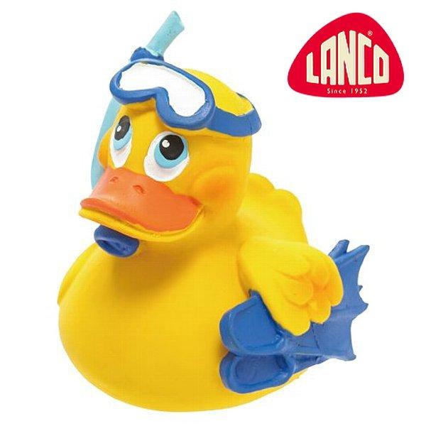 ランコ・LANCO ダッキー/ダイビング 【天然ゴム・犬用おもちゃ・スペイン製・ランコ】 tla11766