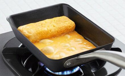 エッグパンスーパー鉄(日本製卵焼き器フライパンガス・IH対応ビタクラフトVitaCraft卵焼き卵料理錆びにくいおしゃれお手入れ簡単安心こびりつきにくい安全ステンレス製ハンドル)