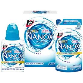 ライオン トップナノックス 洗剤ギフトセット TNX-A(LION NANOX 洗剤セット 内祝い 結婚内祝い 出産内祝い 新築祝い 就職祝い 景品 結婚祝い 引き出物 香典返し 残暑見舞い 敬老の日ギフト お返し)