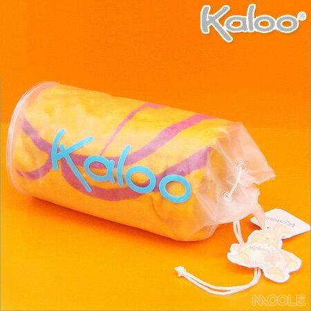 Kaloo(カルー)ビーチタオル(オレンジ) ビーチコレクション (出産祝い お誕生日プレゼント クリスマスプレゼント 贈り物 ギフト)(週末最大ポイント10倍セール)